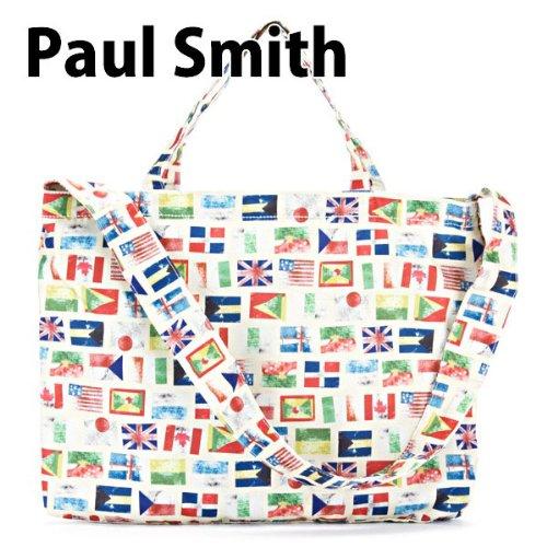 ポールスミス Paul Smith バッグ 2WAYトートバッグ フラッグ AFXA 2968 L440 1 [ウェア&シューズ]