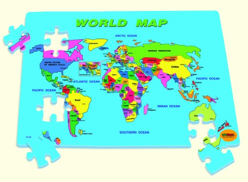 Edushape World Floor Map toys - 1