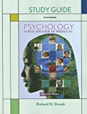 img - for Psychology in Modules Study Guide book / textbook / text book