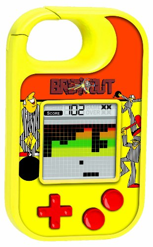 Atari Breakout Electronic Carabiner Game - 1