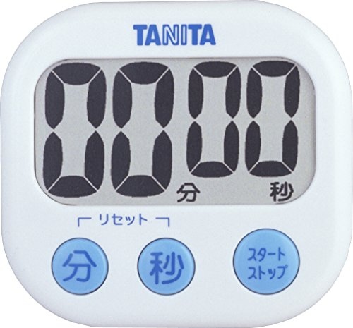 Td-384-wh White or Look At the Tanita Digital Timer (japan import)