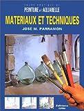 echange, troc José M. Parramon - Cours pratique de peinture à l'aquarelle. Matériaux et techniques