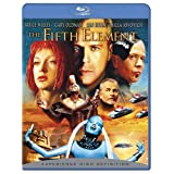 The Fifth Element [Blu-ray] ~ Bruce Willis