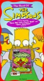 The Best of The Simpsons, Vol. 9 - Three Men and a Comic Book/ Lisas Substitute [VHS]