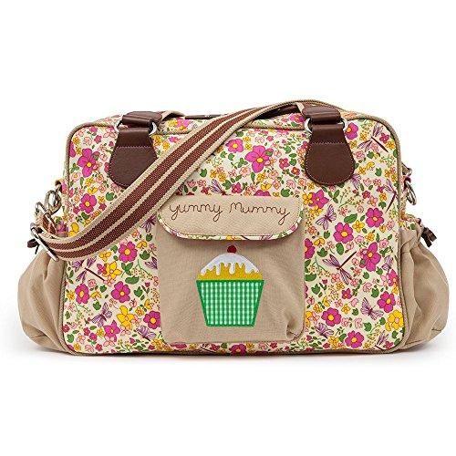 Pink Lining Yummy Mummy Cottage Garden Bag, Multicoloured