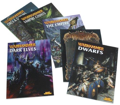 Games Workshop Dark Elves Army Book