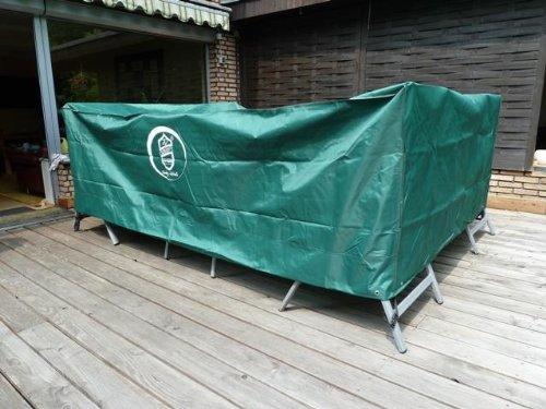 Premium Schutzhaube für Gartenmöbel 220x320x95 günstig