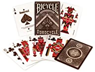 Bicycle Robocycle Playing Cards (Colo…