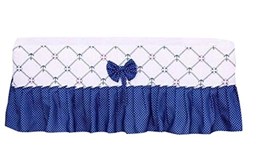Couverture anti-poussière Air Conditioner Lace antipoussière Cover Climatiseur