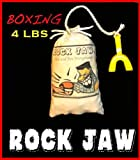 ROCK JAW Neck and Jaw Strengthener Boxing 4 LBS /With Fight Patch