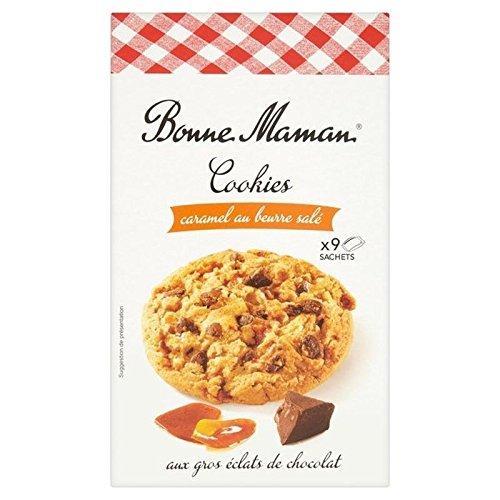 Bonne Maman Chocolat & Caramel Biscuits 9 Par Paquet - Paquet de 6