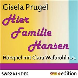 Hier Familie Hansen Hörspiel