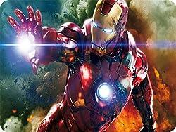 Iron Man OE_MOUSEPAD_1199