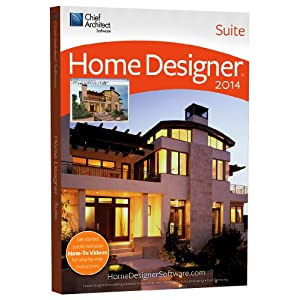 home designer suite 2014 pc software   amazon ca