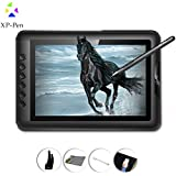 "XP-Pen® Artist10 Portable 10.1"" IPS Interactive Pen Display Graphics Drawing Monitor (Black)"