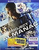 Project Almanac [Blu-ray]
