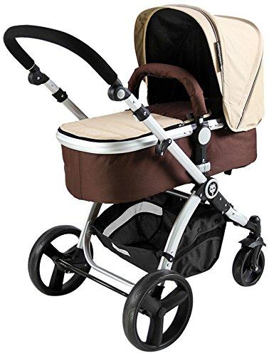 Infantastic-KBKW01-Cochecito-de-beb-combinado-2-en-1-Cochecito-de-beb-y-silla-de-paseo