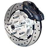 Wilwood 140-7675-D Front Brake Kit 67-72 for Camaro/Nova