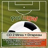 echange, troc Compilation, Paul Glaeser - Hymne Du Portugal + Drapeau