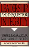 Image of Leadership and the Quest for Integrity