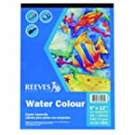 Reeves 9-Inch by 12-Inch Water Color...