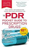 img - for The PDR Pocket Guide to Prescription Drugs book / textbook / text book