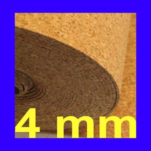 15 m 4 mm ihk kork trittschalld mmung d mmunterlage gr e 15 m x 1 m x 4 mm poeewiea. Black Bedroom Furniture Sets. Home Design Ideas