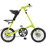 "STRiDA EVO Folding Bicycle, 18""/One Size, Neon Green"