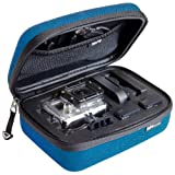 POV Case 3.0 XS GoPro-edition Blue (for HD Hero 1,2 3,3+)