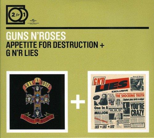 2 For 1: Appetite For Destruction / G N'R Lies