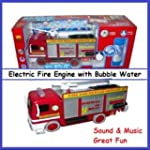 Pumper the Electric Fire Truck with B...