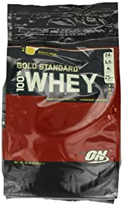Optimum Nutrition Protéine 100% Whey Gold Standard Banane Crème 4,54 kg
