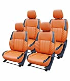 Front Line PU Leather Car Seat Cover For Hyundai Elite i20