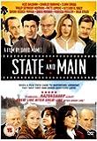 State & Main [Reino Unido] [DVD]