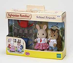 Epoch Sylvanian Families School Friends