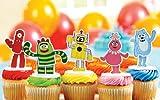 Decopac Yo Gabba! Cake Toppers Party Supplies