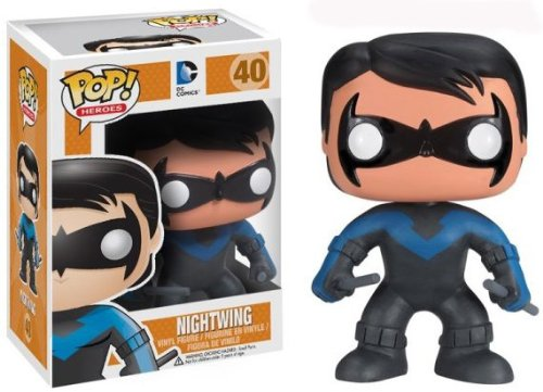 Pop Heroes: Nightwing Figure
