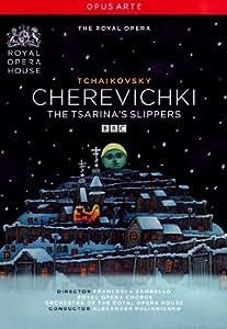 Tchaikovsky: Cherevichki (Cherevichki: Royal Opera 2009) [DVD] [2010] [NTSC]