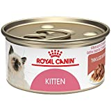 Royal Canin Feline Health Nutrition Kitten Thin Slices in Gravy Canned Cat Food, 3 Ounce Can (Pack of 24)