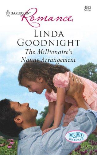 Image for The Millionaire's Nanny Arrangement (Harlequin Romance)