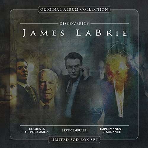 Original Album Collection: Discovering James Labrie [3 CD]