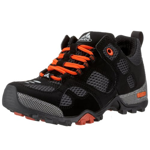 VAUDE Stone Rider Low 20123-010, Women's Walking Shoes - Black, 38 EU