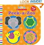 Little Scholastic: Peek-a-Zoo