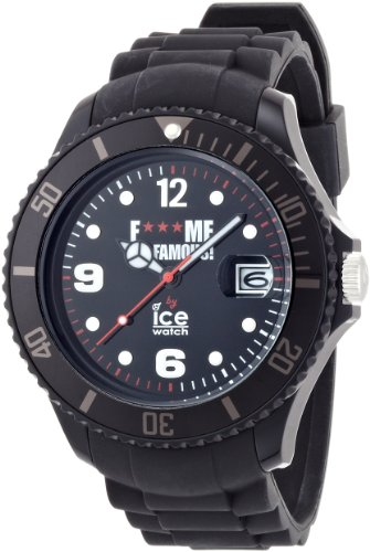 Ice-Watch FM.SI.BK.BB.S - Orologio unisex