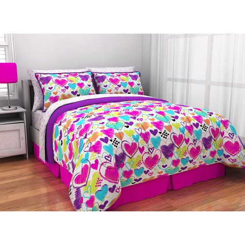 One Direction Bed Comforter front-879097