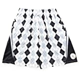 Flow Society Navy and Sky Argyle Performance Shorts