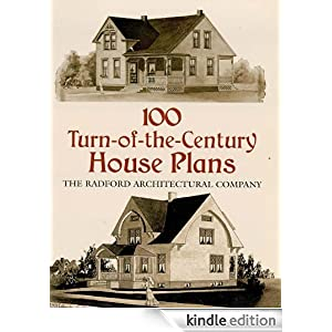 100 Turn Of The Century House Plans Dover Architecture