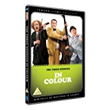 The Three Stooges in Colour (Digitally remastered in colour) [DVD] [1936]by Larry Fine