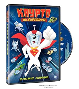 Krypto the Superdog, Vol. 1: Cosmic Canine