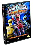 Power Rangers Ninja Storm 1 [DVD]